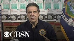 """Cuomo: """"I will turn this state upside down to get the beds we need"""" for coronavirus patients"""