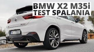 BMW X2 M35i 2.0 306 KM (AT) - pomiar zużycia paliwa