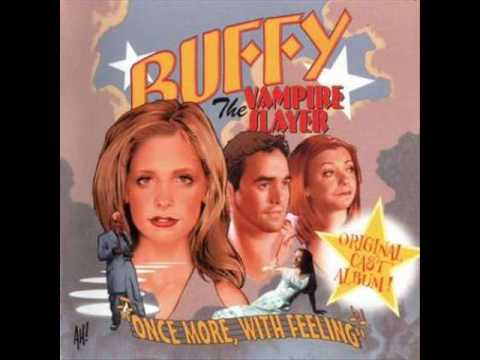 Buffy - Going through the motions