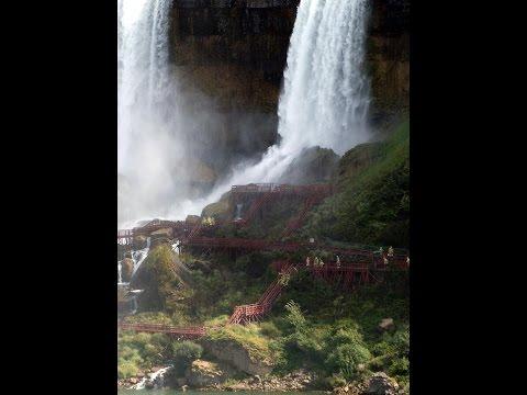 CAVE OF THE WINDS-NIAGARA FALLS-LIVING IN A VAN!