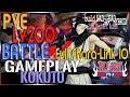 Bleach: Brave Souls FR # GAMEPLAY & PLUS - Kokuto Lv200 PvE Battle Full Chara-link 10