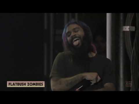 Flatbush Zombies - Camp Flog Gnaw 2018 Full Set