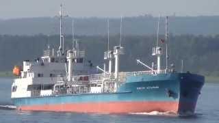 видео Арктическое морское пароходство, доставка грузов в Арктику