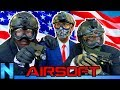 AIRSOFT Protect The President - ft. Jet Desert Fox