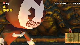 Bendy in New Super Mario Bros. Wii