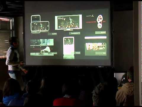 Creativity Day 2011 - Workshop - Magnetic media network - Dietro la creatività 1