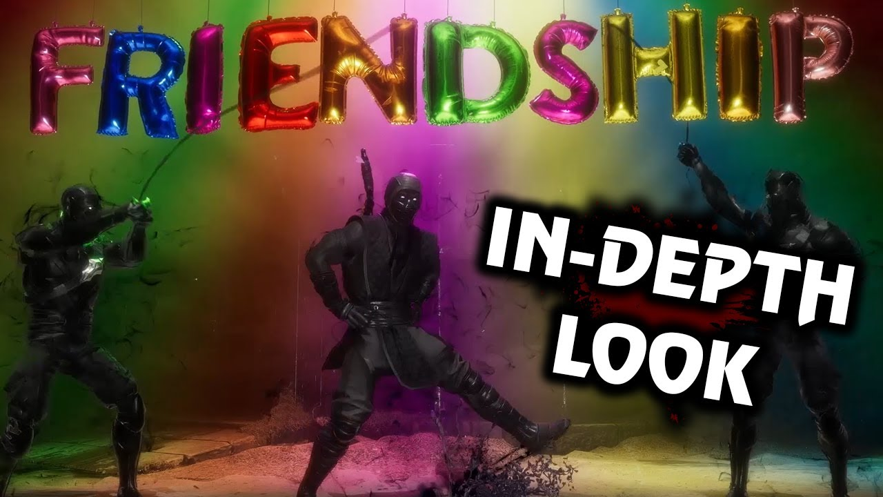 FRIENDSHIPS, STAGES AND KLASSIC COSTUMES - MK11 Aftermath In-Depth Look