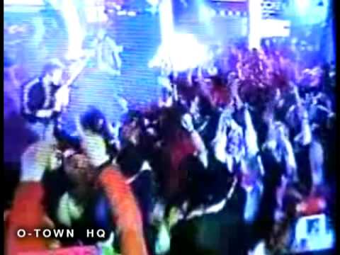 O-Town - All Or Nothing Live On MTV New Year's Eve Special 2002