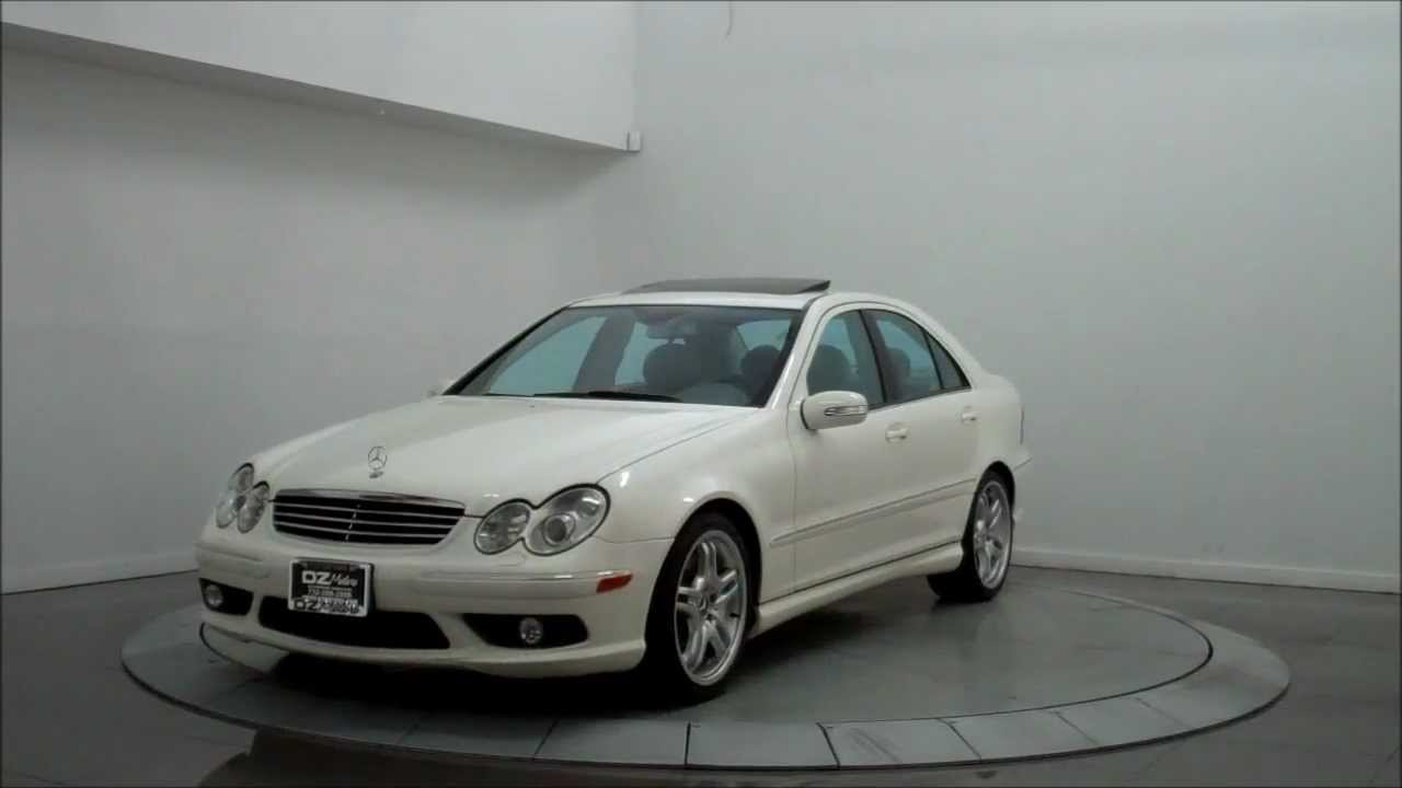 2006 mercedes benz c55 amg performance youtube for Mercedes benz c55 amg
