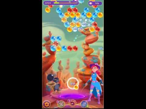 Bubble Witch Saga 3 Level 254 - NO BOOSTERS 🐈