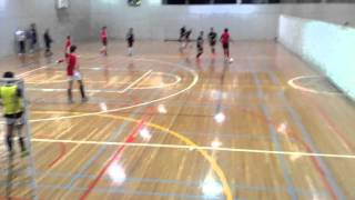 1st half Brothers FC ultras vs the bush pigs