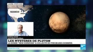 new horizons 1er rapport sur pluton