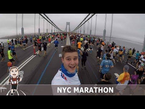 NEW YORK CITY MARATHON ! The Best Marathon In The World !!