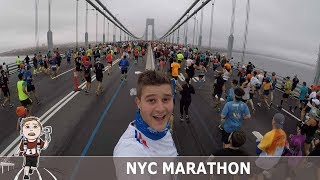 NEW YORK CITY MARATHON ! The Best Marathon In The World !!