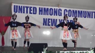 United Hmong Community New Year 2016-2017:  Nkauj Hmoob Reunited