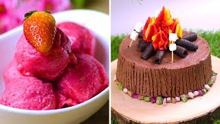Creative Cake Decorating Ideas | Yummy Cake Recipe Tutorial | Hoopla Recipes