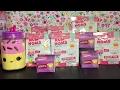 Num Noms Fashion Tags, Lights Series 1.2 & Plush Surprise Toys & Blind Bag Opening