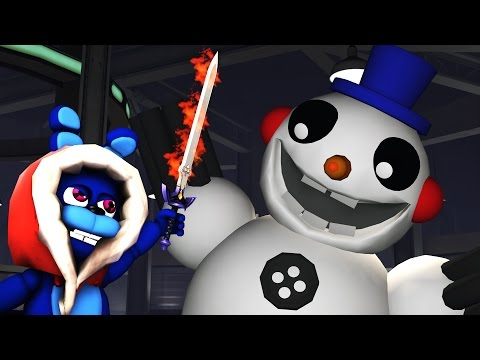 Five Night's At Freddy's Music Video Living Tombstone Song