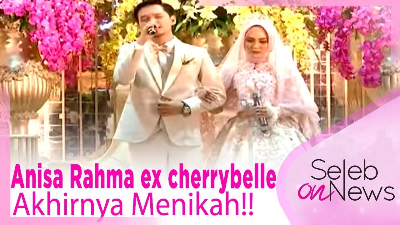 Sempat Gak Yakin.. Anisa Rahma ex cherrybelle Akhirnya Menikah!! – SELEB ON NEWS