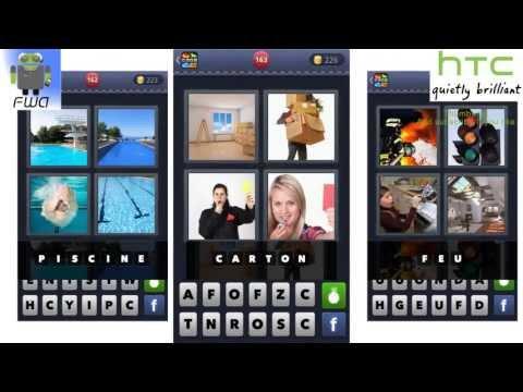 Soluciones de 4 Letras - Niveles 1 a 961 - 4 Fotos 1 Palabra. Ver Actualizaciones en descripción