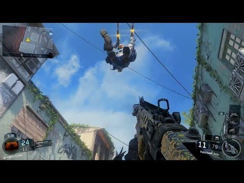 COD WW2 Hurry Up And Get Here.... New BO3 Olympia DLC WEAPON GAMEPLAY