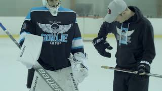 #BauerTrener radí - výběr brankářské hokejky