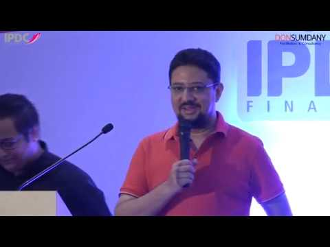 Shahriar Amin at IPDC Career Camp 2017 by Don Sumdany