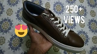 Unboxing | LEVI'S PRELUDE SNEAKERS | Good Quality+Comfort |