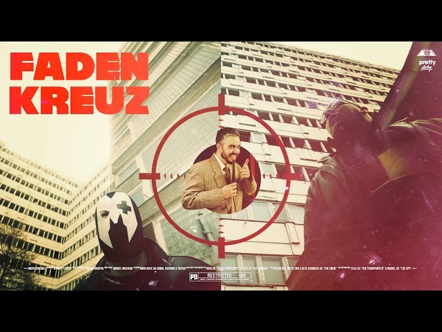Brenk Sinatra x Morlockk Dilemma ft. Audio88 & Yassin - Fadenkreuz