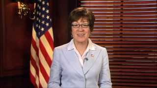 A Memorial Day Message from Senator Susan Collins