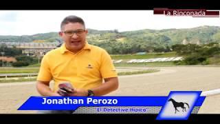 DETECTIVE HÍPICO Jonathan Perozo Hípicos Enlinea SÁBADO 8/12