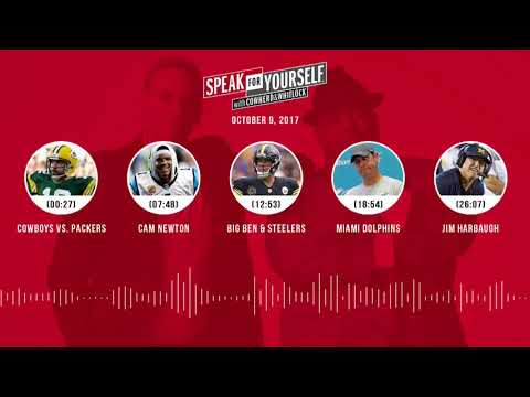 SPEAK FOR YOURSELF Audio Podcast (10.9.17) with Colin Cowherd, Jason Whitlock | SPEAK FOR YOURSELF
