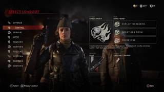 Playing with Noobs and Subs on Call of Duty : WWII Zombies Gameplay