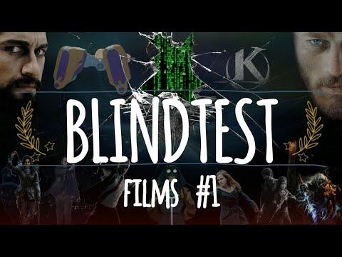 Blindtest films (200 extraits) #1
