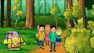 Adventure in village to save water Abdullah series Urdu Islamic Cartoons for children