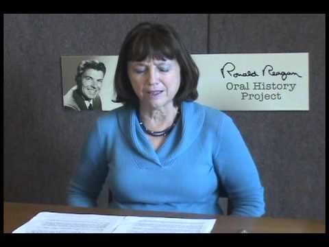 Ann Lewis - Reagan in Dixon