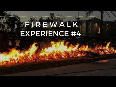 My 4th Firewalk Experience – Takeaways from UPW with Tony Robbins