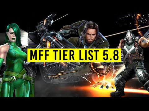 Cynicalex Tier List - Best Characters Ranked February 2020 - Marvel Future Fight