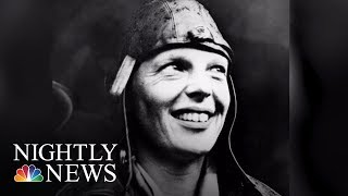 A Look Back At The Accomplishments Of Amelia Earhart   NBC Nightly News