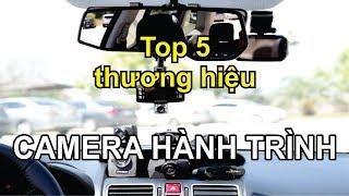 Top 5 camera hành trình tốt nhất hiện nay