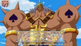 (Trích One Piece) Gia đình Dofy - Pica thánh thót