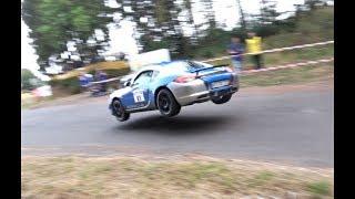 Eifel Rallye Festival 2019 [HD] - jumps and drifts