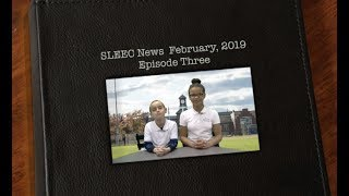 SLEEC News 2-1-19