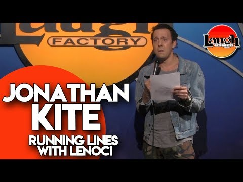 Running Lines with Lenoci | Jonathan Kite | Comedy