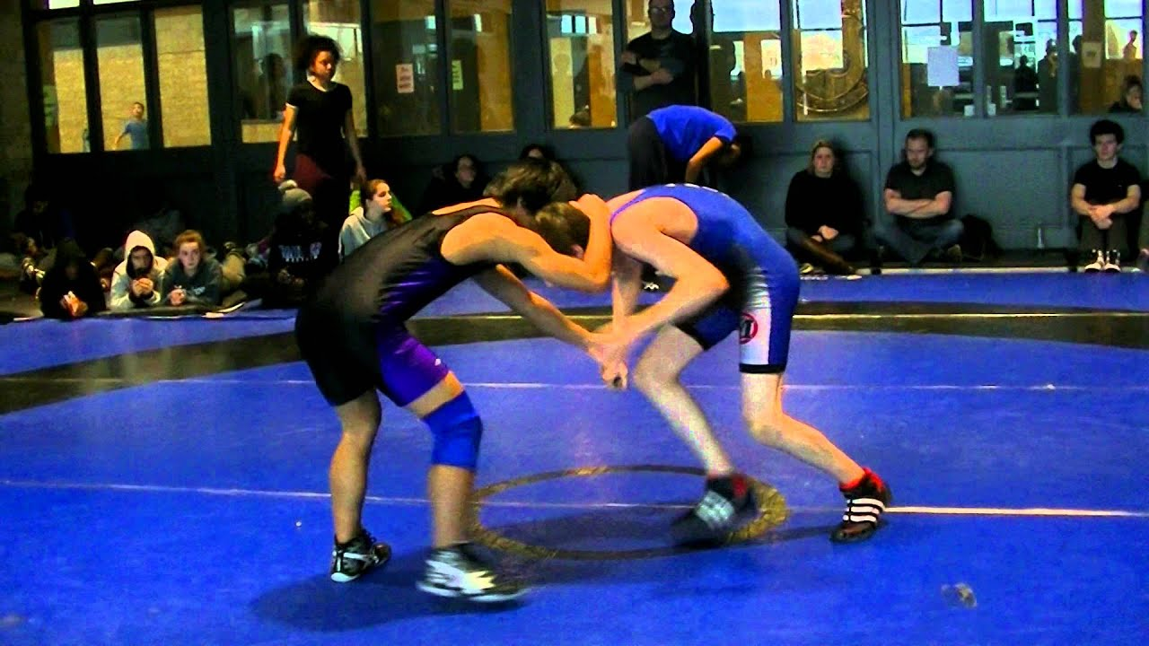 Judo trips and throws in Wrestling 01/2016