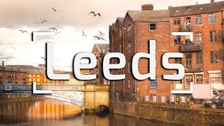 LEEDS PUB CRAWL | ENGLAND TRAVEL VLOG #6