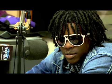 Chief Keef Interview (Full 13 Mins)