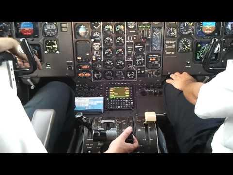ATR 72-202 Engines Start-Up