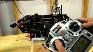 Helicopter Bginner Series Ep 6 Explaining Pitch and Throttle Curves