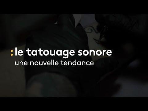 Un Américain invente le tatouage sonore - franceinfo